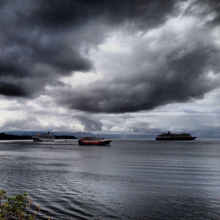 Puerto Montt, Chile.