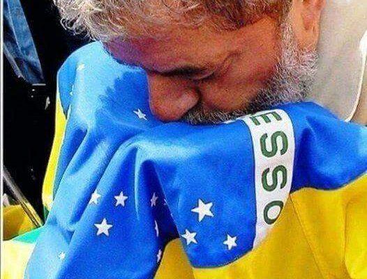 O Brasil está triste: Condenaram o Lula. Aprisionaram a esperança - Xapuri