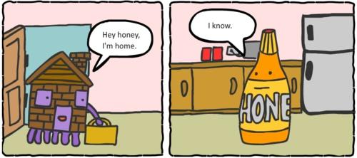 lolSweets Home, Random Funny, Hey Honey, Laugh, Wait What, Funny, Funny Stuff, Humor, Honey I M
