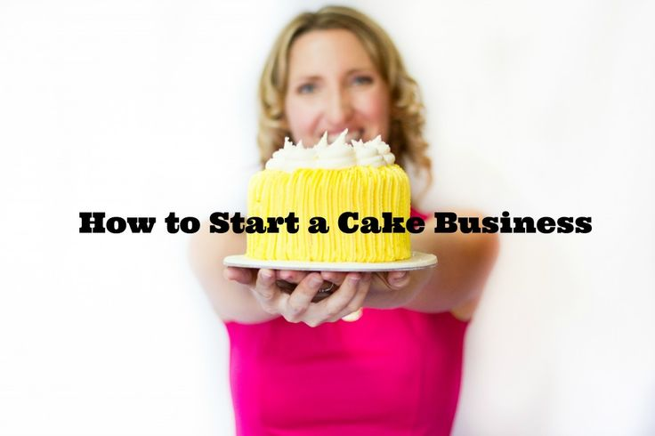 how to start your own bakery business from home