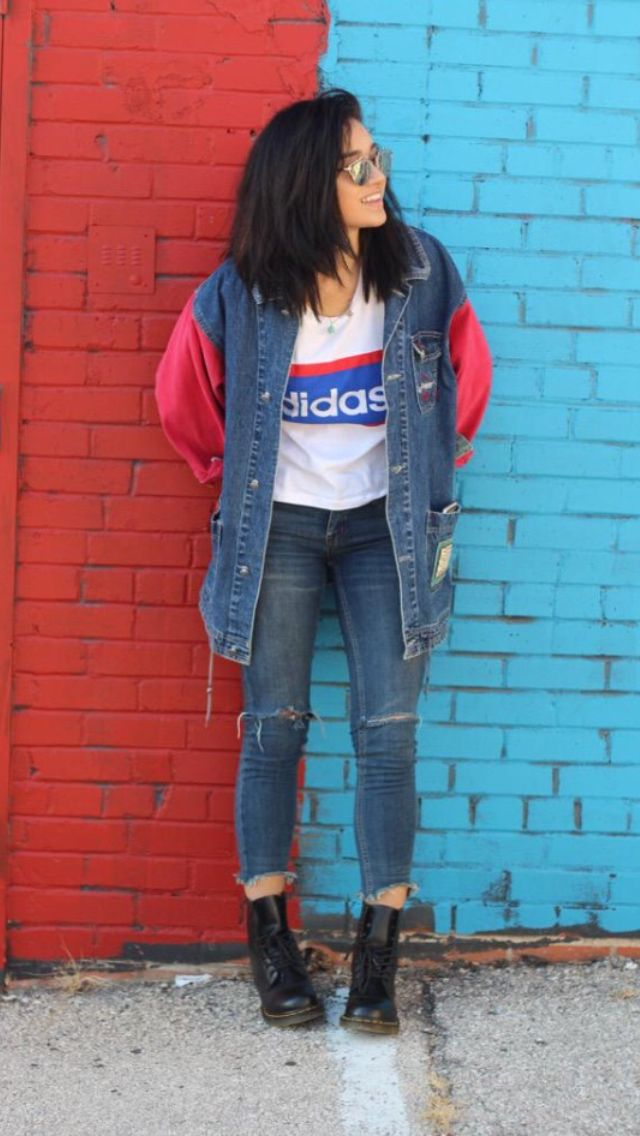 tina woods | wear | Thrift fashion, Fashion, Types of ...