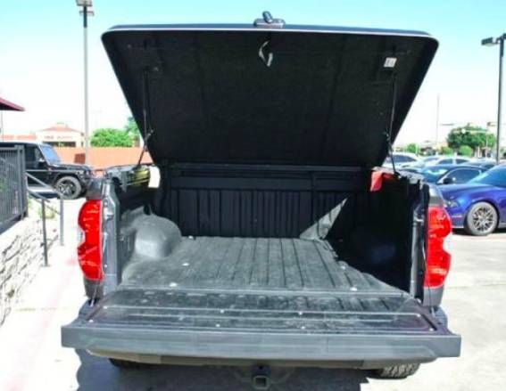 Graphite Tundra CrewMax ARE Tonneau Cover – auto parts – by owner