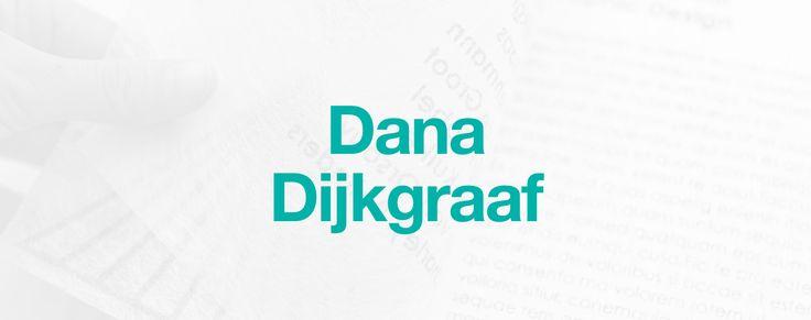 Dana Dijkgraaf hero image