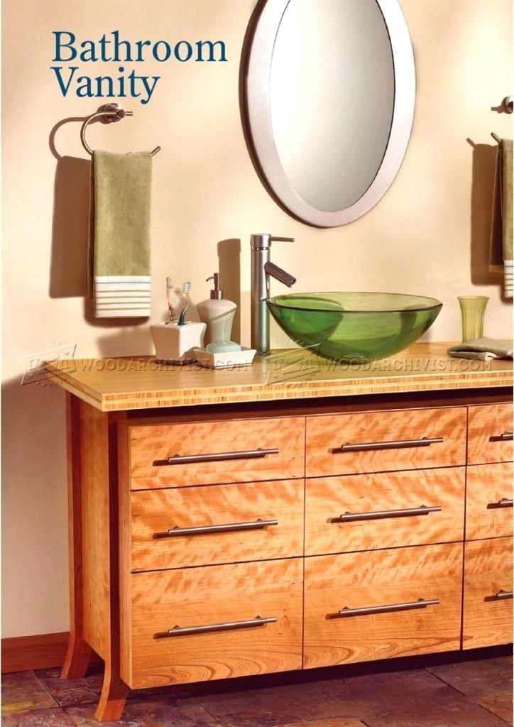 Beauty On A Budget 6 Chic And Cheap Diy Bathroom Vanity Plans