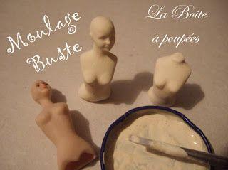 Charlie Miniatures: Buste puis bustier...