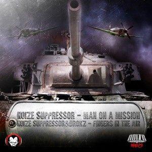 Noize Suppressor - Man On A Mission (2016)