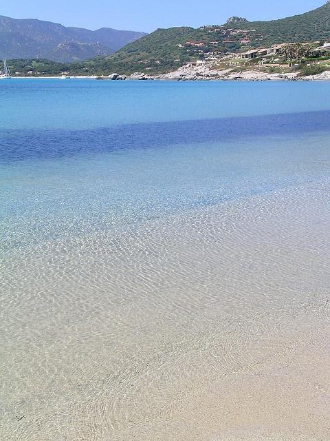 Villasimius Sardinia Italy