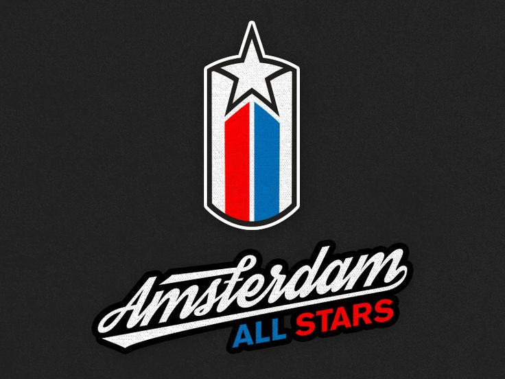 Amsterdam All Stars by Anthony Smith - Dribbble