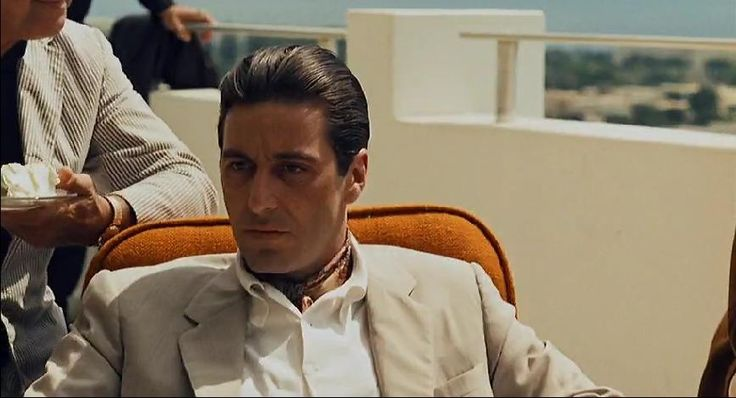 Pacino reprising his r... Al Pacino Interview Godfather