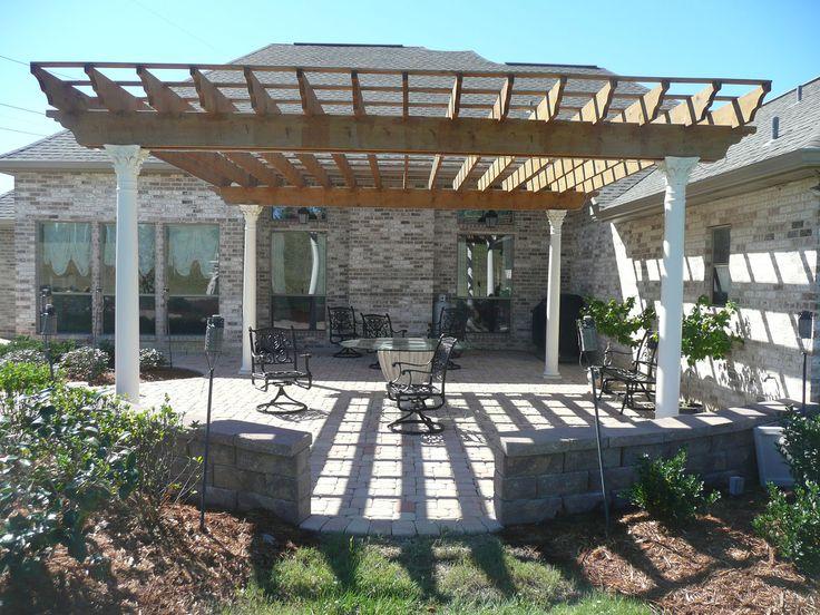 Outdoor Pergola Designs | ... Professional Hardscape and Landscape 3D Design  Software BBB Rating - 15 Best Pergolas Images On Pinterest Pergola Designs, Outdoor
