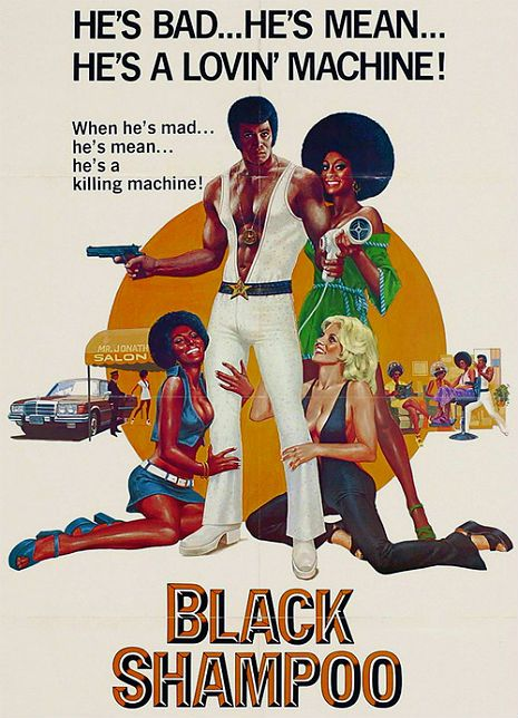 Dangerous Minds | 'Black Shampoo': The action explodes when the 'loving' machine turns into a 'killing' machine