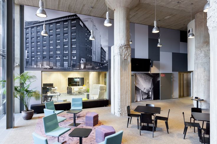 Senaate Properties — Workspace, workplace design, office