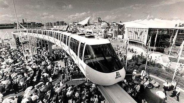 Expo 88, Brisbane.