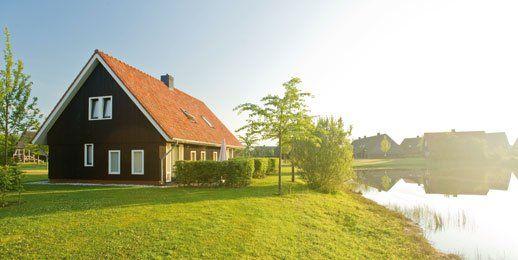Hof van Saksen   Luxe vakantie resort Nooitgedacht - Vakantiepark Drenthe, Nederland