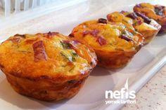 PufPuf Muffin Tarifi