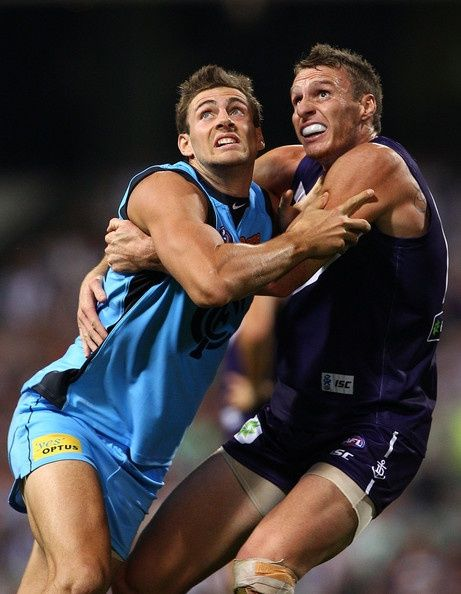 AFL: Carlton Blues defeat the Fremantle Dockers - 65- 57 - Shaun Hampson  footyboys.com