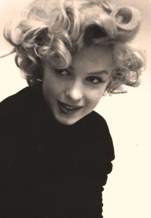 """ "" Marilyn Monroe by Ben Ross Hollywood, 1953 "" """