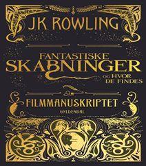 Dette er bogen i den nye serie af J. K. Rowling, som har skrevet Harry Potter. I denne fortælling møder vi Magizoologen Newt, som rejser til New York, hvor han mister sin kuffert med alle de fantastiske skabninger som undslipper ud i New Yorks gader. De små skabninger skal findes hurtigt, da de viser deres magi til helt almindelige mennesker, og det kan ikke anbefales. Klik på forside-fotoet og læs mere om denne nye bog, som også er filmatiseret.