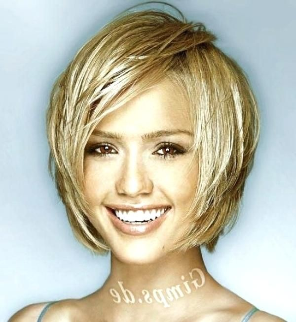 Best Of Shaggy Hairstyle For Round Face Or Shag Haircut Round Face Good Looking For For Perfor Thick Hair Styles Choppy Bob Hairstyles Bob Hairstyles For Thick