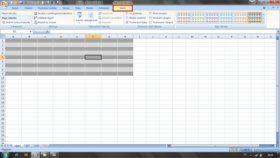 Jak vložit do tabulky v Excelu řádek souhrnů