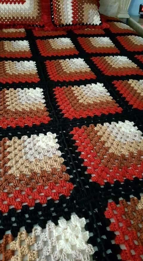 1495 besten Crochê Bilder auf Pinterest | Häkeldecken, Musterhäkeln ...