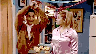 """You bring the party wherever you go. 