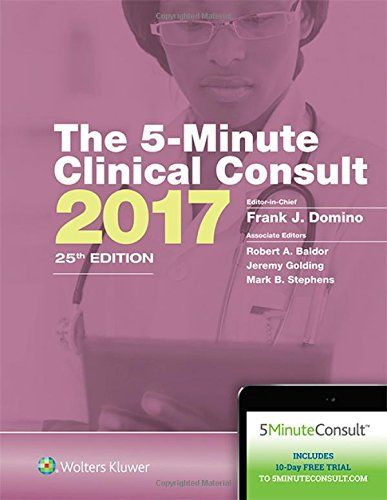 164 best books images on pinterest books 2017 books and book the clinical consult 2017 griffiths 5 minute clinical consult standard fandeluxe Gallery
