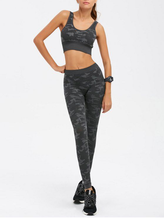 Up to 51% OFF!  Camouflage Bra and Bodycon Yoga Leggings.  zaful,zaful.com,activewear,activewear women,activewear outfits,activewear fashion,sports clothing,gym suits,gym suits women,fitness outfits,athletic wear,athletic wear outfits,sports bra,sports outfits,sports tops,workout clothes,exercise outfits,workout outfits,sports apparel,sportswear,work out shirts,athletic apparel,bodybuilding clothing,leggings,hoodies,yoga clothing,yoga outfits,dance leggings. @zaful Extra 10% OFF Code:ZF2017