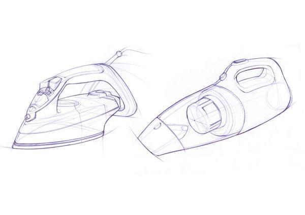 I.D. Sketching & Marker Rendering on Behance