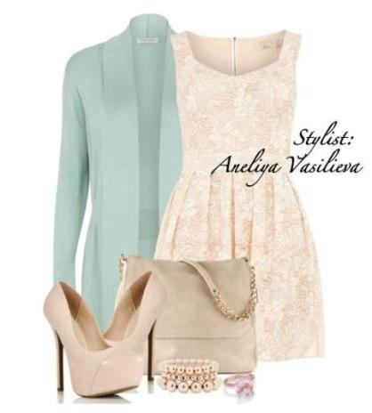 Aneliya Vasilieva design... Perfect pastels