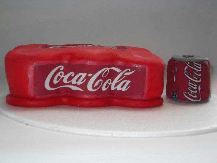 Coca-Cola cakes!! Banchetto Sweet