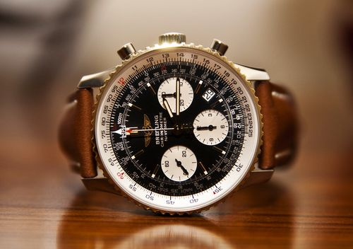 Breitling Navitimer, Mens Swiss Watch.  http://www.watches-from-switzerland.com/top-6-swiss-watches-under-6000/