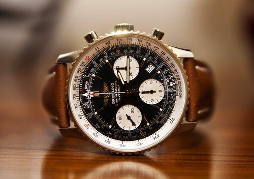 Breitling Navitimer, Mens Swiss Watch.  http://www.watches-from-switzerland.com/top-6-swiss-watches-under-6000/
