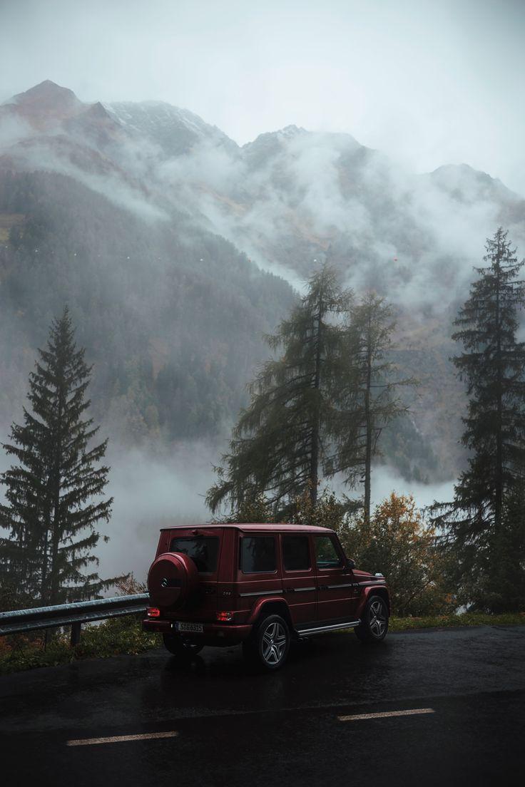 Buckle up: The adventure is here! Photo by Raz Krog (www.razkrog.com) for #MBsocialcar [Mercedes-AMG G 63 | Kraftstoffverbrauch kombiniert: 13,8 l/100 km | CO₂-Emissionen kombiniert: 322 g/km |http://mb4.me/Rechtlicher_Hinweis/]