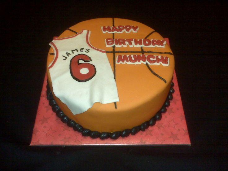 Basketball cake https://www.facebook.com/jenns.sweet.thangs
