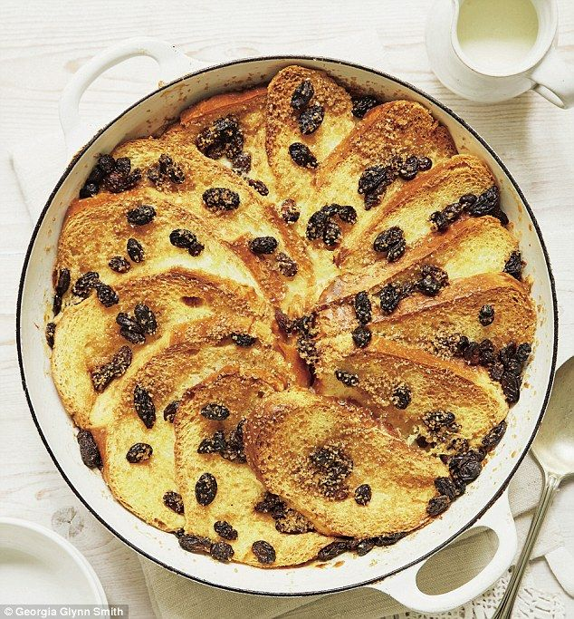 Mary Berry Foolproof Cooking, part one: Brioche bread and butter pudding | Daily Mail Online