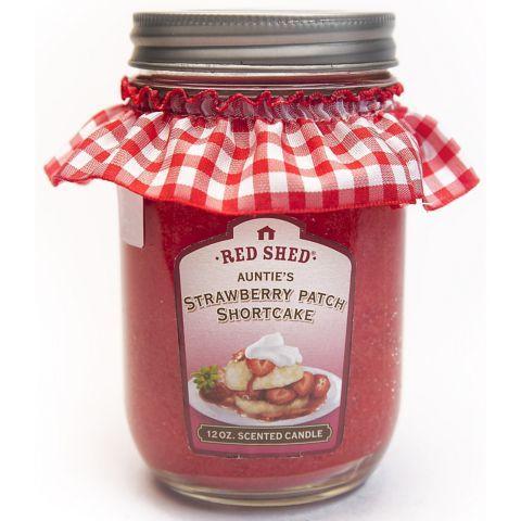 strwberry shortcake