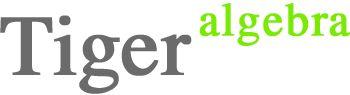 Tiger Algebra - A Free, Online Algebra Solver and Calculator