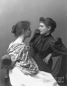 Women Photograph - Helen Adams Keller