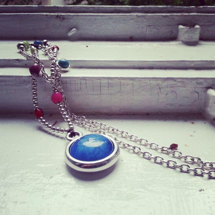 Ciclón #jewellery Otoño - Invierno 2013 #necklace http://ciclon.es/es