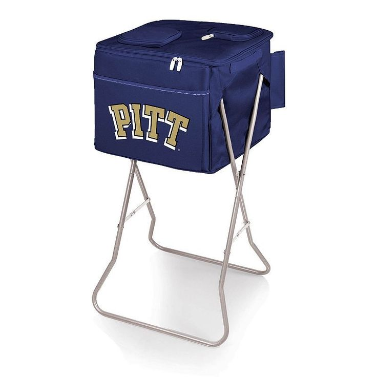 Picnic Time Pitt Panthers Party Cube, Blue