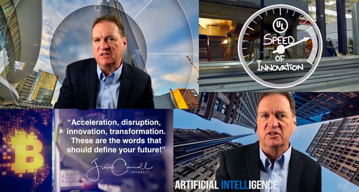 Acceleration disruption innovation transformation. These are the words that should define your future! - #Futurist Jim Carroll  Have you watched my 2018 Outlook videos yet? Youll find them at http://ift.tt/2qhXJGN - I speak about the big issues that will transform your world in the coming year yet provide massive opportunity!