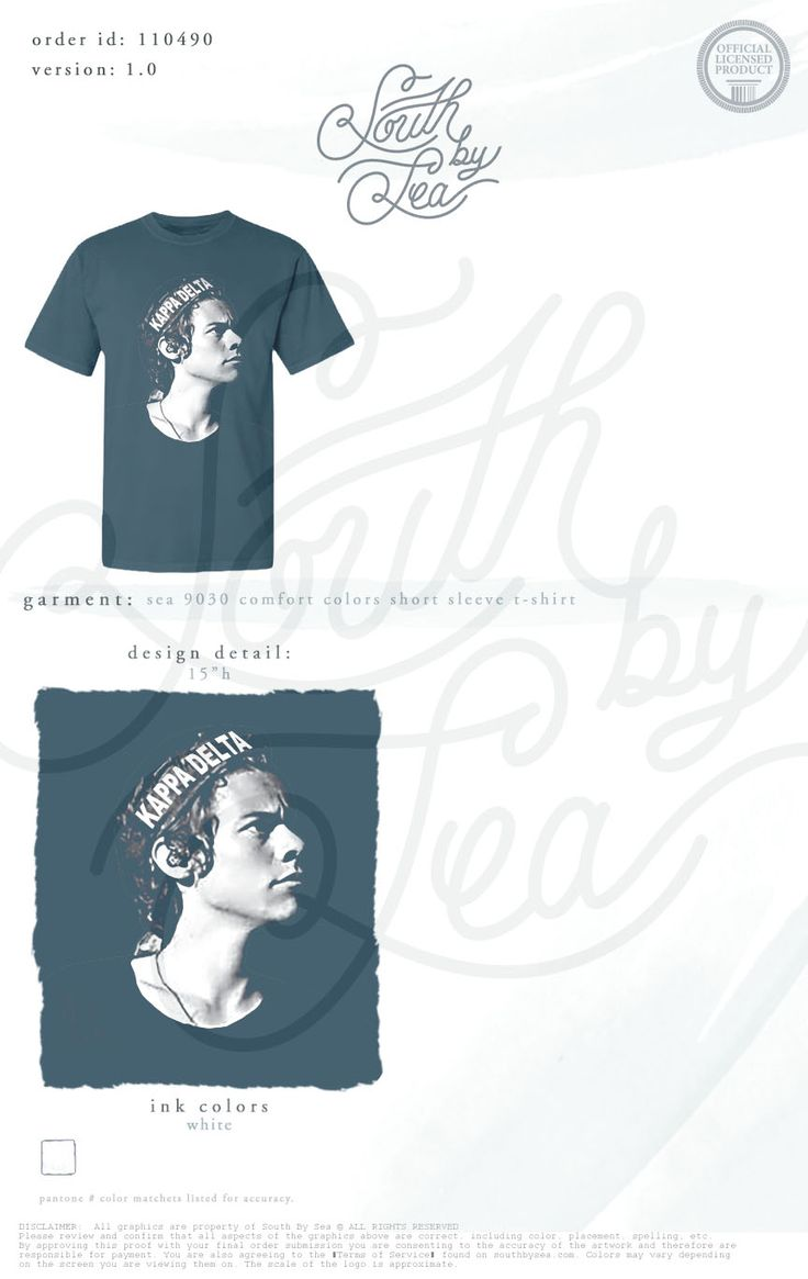 Design t shirt one direction - Kappa Delta Kd One Direction T Shirt Design South By Sea