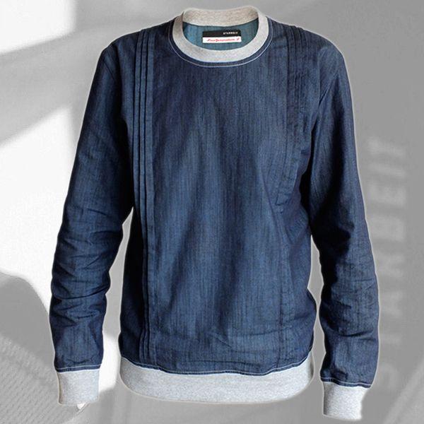 Sweater & Jeans & Falten NeueGeneration (L) von STARBEIT