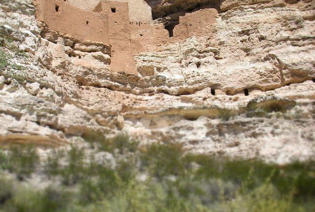 Montezuma Castle National Monument, Camp Verde, Arizona