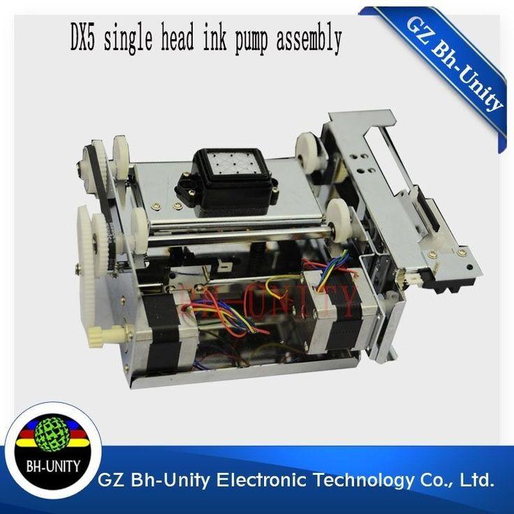 120.00$  Watch here - http://alisth.worldwells.pw/go.php?t=32708365479 - amazing price dx5   ink pump assembly for  versacamm flora leopard  digital printer machine  120.00$