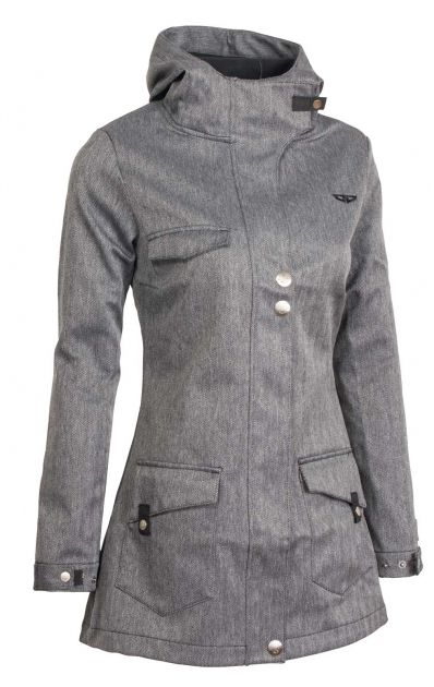 Grey Zone Ladies´ Parka Jacket VOL II