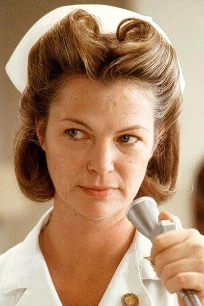 Villain - Nurse Ratched (Louise Fletcher) One Flew Over The Cuckoo's Nest 1975