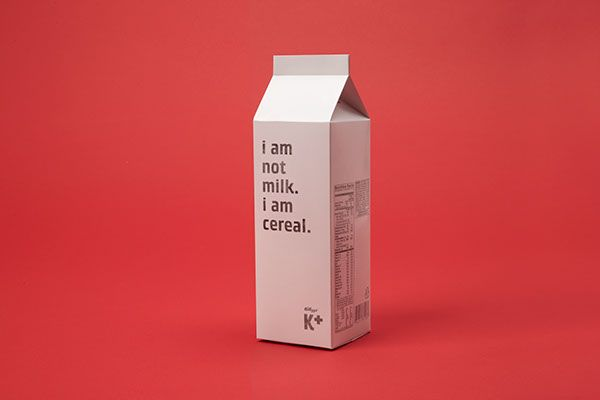 Concept from designer Mun Joo Jane imagines breakfast packaging for folks who eat at the big table @psfk