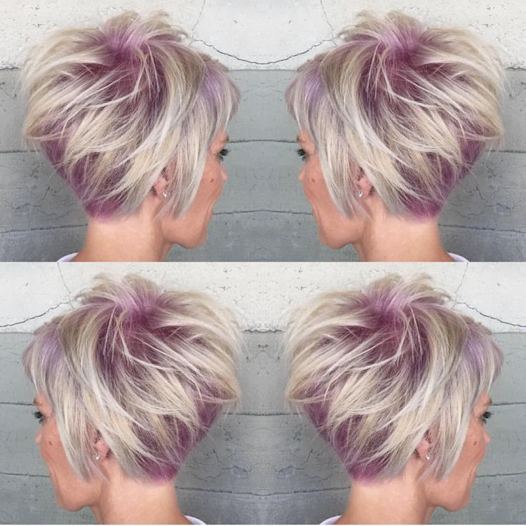 "Hot on Beauty on Instagram: "" Short. Sassy. Sexy.  Can't get enough of this short haircut and color design by @alexisbutterflyloft #hotonbeauty"""